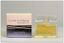 NINA RICCI LOVE IN PARIS 5 ml. 0.17 flo.z women's eau de parfum