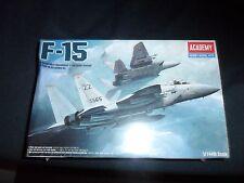 ACADEMY MODEL KITS F-15  PLASTIC MODEL KIT 1/144 SCALE