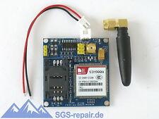 SIM900A V4.0 GPRS GSM Shield Dual-Band 900/1800MHz Modul passend für Arduino