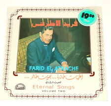 Farid El Atrache - LP - Eternal Songs Volume Two - Cairophon LPCXG 168 - 1975