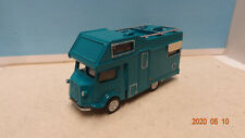 CITROEN TUBE H CAMPING CAR N°3 1/43