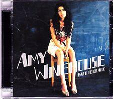 Amy Winehouse-Back To Black cd album