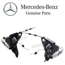 For Benz W164 ML320 ML350 Set of Front Left & Right Door Lock Mechanism GENUINE