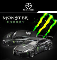 Time Model Nissan GT-R R35 Monster LB Performance Liberty Walk 1:64 Diecast Car