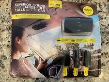 Jabra CRUISER2 Bluetooth 1-Way Car Speaker HANDS-FREE CALLS In The CAR 2010