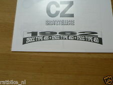 C0008 CZ---ERSATZTEILLISTE---125ccTYPE 453 + 175ccTYPE 450-MODEL 1962