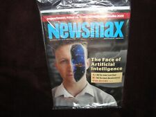 NEWSMAX MAGAZINE November 2019 THE FACE OF ARTIFICIAL INTELLIGENCE Impeachment