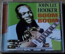 John Lee Hooker - Very Best of- Boom Boom (1999) - A New CD - In Wrappers