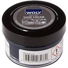 Woly Unisex-adult Shoe Cream Shoe Treatments & Polishes, Blue (dark Blue),