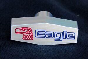 AMC Eagle Custom Billet Aluminum Air Cleaner Wing Nut  CNC Machined & Engraved