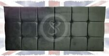 """New Plush Cubic Headboard 20"""",24 Height, Single, Double and King size,"""