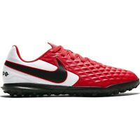 Scarpe da calcio Nike Tiempo Legend 8 Club Tf Jr AT5883-606 rosso rosso
