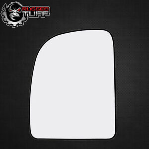 Driver Side Mirror W Backing Fit Ford E / F 150 250 350 450 Econoline Excursion