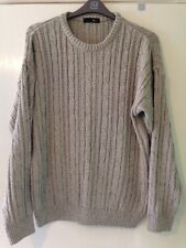 Men's LongSleeved Jumper size M.Autumn,Winter Casual,Everyday. Grey