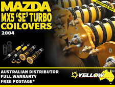 YELLOW-SPEED RACING COILOVERS Mazda MX5 SE TURBO 2004 yellowspeed coil over