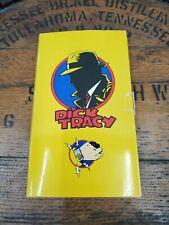 Disney 90's Dick Tracy Cosmoda Watch Model 75001 (B)