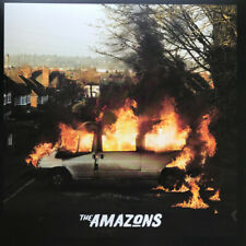 The Amazons - The Amazons - Clear Vinyl LP (Sealed)