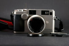 Contax G2 w Zeiss Sonnar T* 90mm f2.8 Exc+++