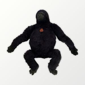 """Vintage 1986 Dakin Koko The Gorilla Jumbo Plush Stuffed Animal Sits 28"""" Tall"""