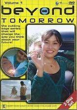Beyond Tomorrow Volume 1 2-Disc Set ALL Region DVD in VGC