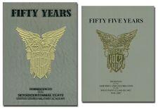 2 Reunion Books - USMA West Point Class of 1952 - Astronauts W8
