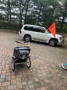 Thule Chariot Chinook Bike Trailer/Jogger