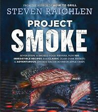 Project Smoke by Raichlen, Steven, NEW Book, (Paperback) FREE & Fast Delivery