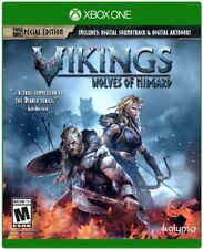Vikings: Wolves of Midgard *Brand New* (Microsoft Xbox One, 2017)