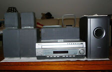 Pioneer HTD-510DV Home Theater System w/ Remote, Speakers, Operator manual