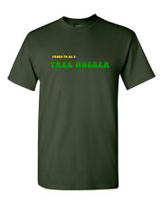 Proud To Be A Tree Hugger T Shirt