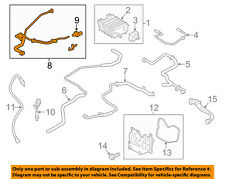 FORD OEM EMISSION SYSTEM-Hose Assembly DG9Z9D289P