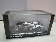 Norev 270516 Aston Martin LMP1 Team Signature Le Mans 2010 #008 - 1:43