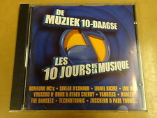 CD / DE MUZIEK 10-DAAGSE - 20#1 HITS - LES 10 JOURS DE LA MUSIQUE