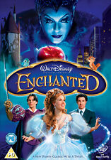 ENCHANTED - DVD - REGION 2 UK