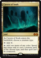 MTG CAVERN OF SOULS FOIL EXC - GROTTA DELLE ANIME - UMA - MAGIC
