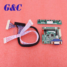 """MT6820-B Universal LVDS LCD Monitor Driver Controller Board 5V 17""""- 42"""" New"""