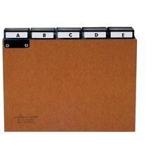 weiß Durable Erweiterungssatz TELINDEX® FLIP//DESK 100 St. Karton 104x72mm
