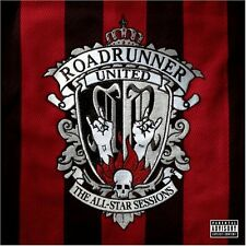 V/A : Roadrunner United - The All-Star Sessions (CD+DVD 2005) FREE! UK24-HRPOST!