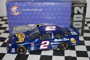 Rusty Wallace #2 Miller Time Machine Ford Taurus 98 1/24 NASCAR Die-cast