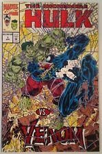 Incredible Hulk vs. Venom #1