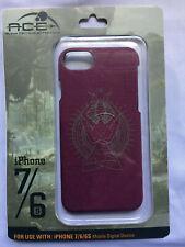 Disney Parks D-Tech iPhone 6-6s-7 Case Burgundy Avatar