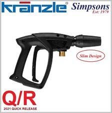 More details for kranzle quick release trigger-gun new 2021 slim design 12492