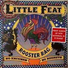 Rooster Rag by Little Feat (180g Vinyl, Jun-2012, 2 Discs, Rounder)
