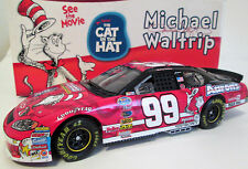 MICHAEL WALTRIP #99 Aaron's / Cat in the Hat 2003 Monte Carlo 1:24 ACTION