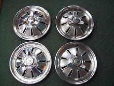 1964 Corvette hubcap set Nice original set. 365, 327, coupe,converible Sting Ray