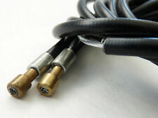 Modolo brake cable & housing black brass Vintage Fit Campagnolo Bike Wire NOS