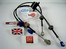 CITROEN C2 C3 GEAR CHANGE CABLES LINKAGE LINKS TRANSMISSION 1.4 HDI 2002 2444FE