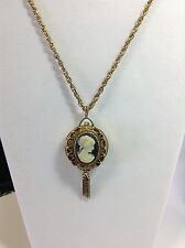 Vintage Collectible 1960's Swiss Made Trice Mechanical Watch Pendant