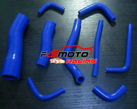 For Nissan Pulsar GTIR RNN14 N14 SR20DET 1990-1994 Silicone Radiator Hose BLUE