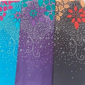African Wax Prints African Cotton Fabric by Yard Face Mask Material Arts Crafts